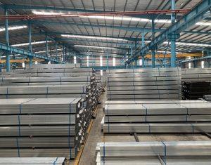 Ở Việt Nam có rất nhiều công ty sản xuất thép hộp 10x20 uy tín