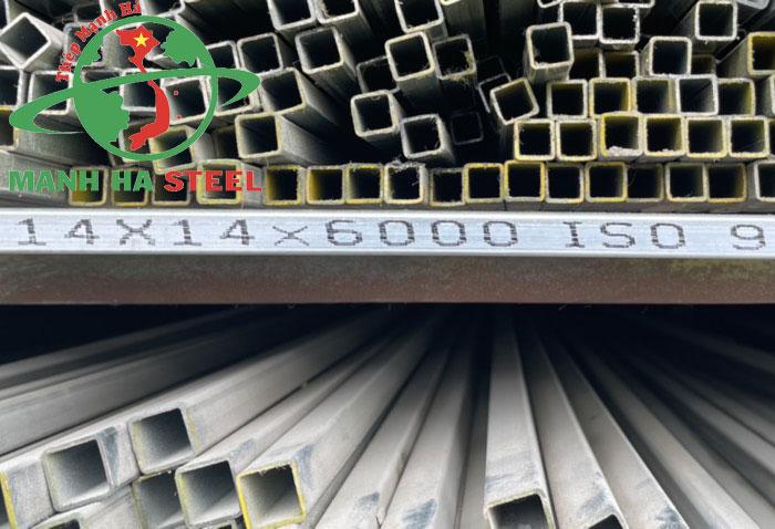 Hãy liên hệ ngay công ty Mạnh Hà để nhận báo giá thép hộp 14x14 mới nhất