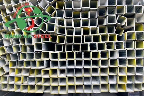 Sắt hộp 20x20 là nguyên liệu quen thuộc trong nhiều lĩnh vực đời sống