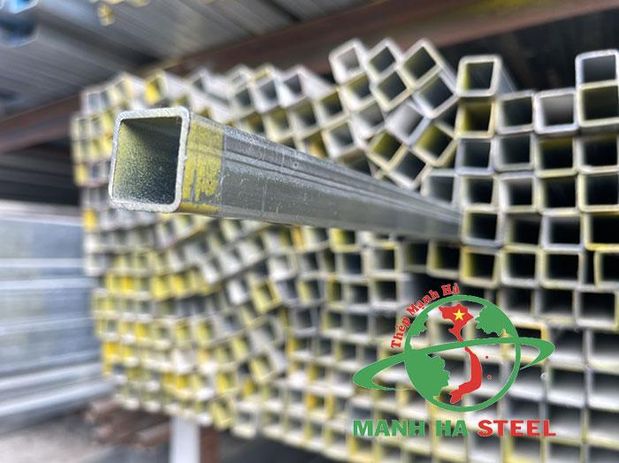 Trên thị trường có rất nhiều dòng sản phẩm thép hộp 20x20 chất lượng