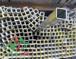 Mua thép hộp 20x20 ở Tôn Thép Mạnh Hà uy tín, chất lượng