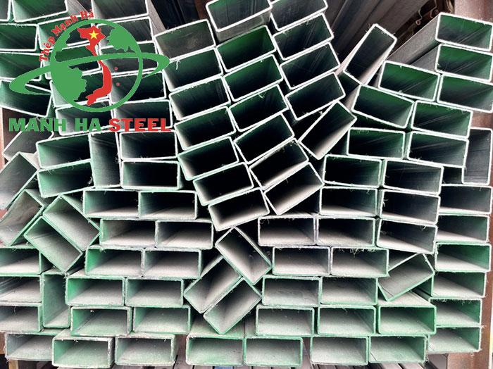 Thép hộp 30x60 của Thép Mạnh Hà luôn đáp ứng đầy đủ tiêu chuẩn chất lượng