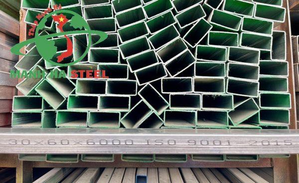 Thép hộp 30x60 có rất nhiều công dụng trong đời sống