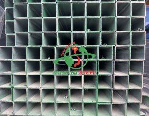 Giá sắt hộp 40x40 đen và mạ kẽm hôm nay như thế nào?