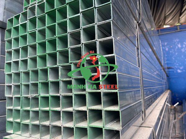 Sắt hộp 40x40 là nguyên liệu không thể thiếu trong xây dựng và công nghiệp chế tạo máy