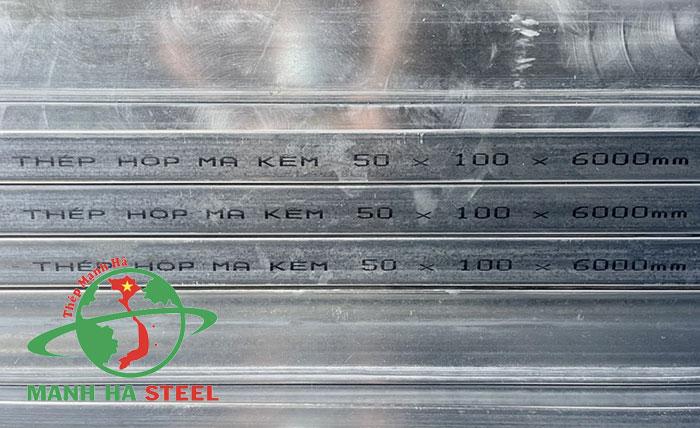 Thép hộp chữ nhật 50x100 là nguyên liệu không thể thiếu trong mỗi công trình xây dựng