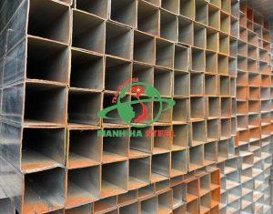 Giá sắt hộp 50x50 mạ kẽm, đen các loại hôm nay như thế nào?