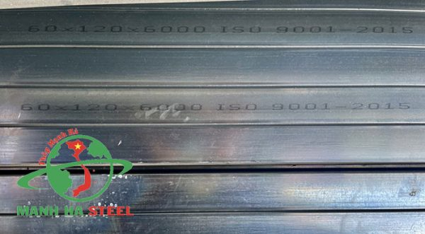 Bảo quản thép hộp chữ nhật 60x120 là bước rất quan trọng trong thi công xây dựng