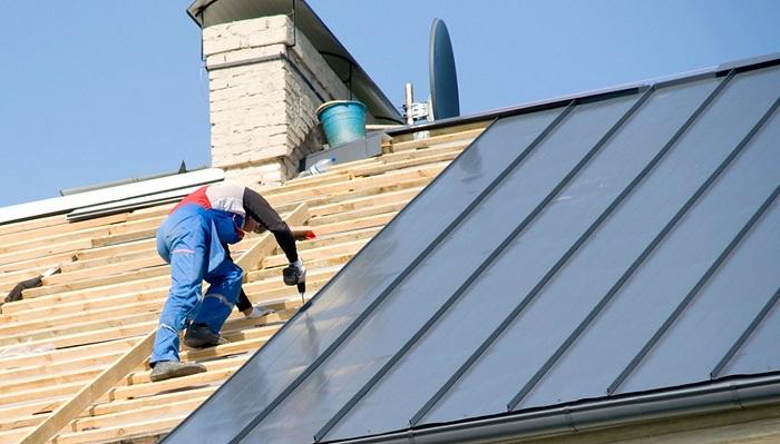 Giá tôn lợp mái nhà