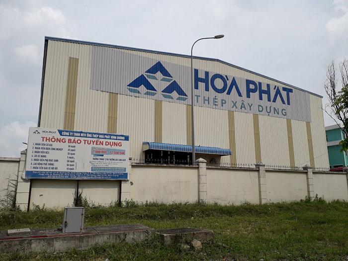 Hòa Phát - Thương hiệu thép xây dựng nổi tiếng trên thị trường Việt Nam