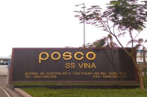 Công ty thép Posco SS Vina Việt Nam