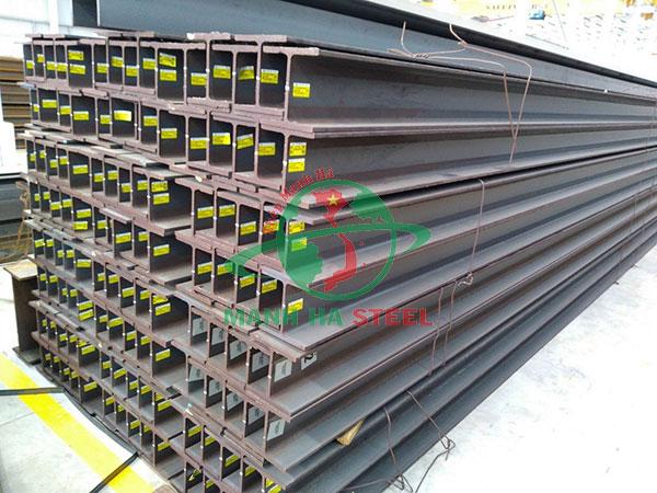 Thép Mạnh Hà là đơn vị cung ứng thép hình H uy tín, chất lượng