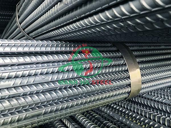 Thép thanh vằn Việt Ý