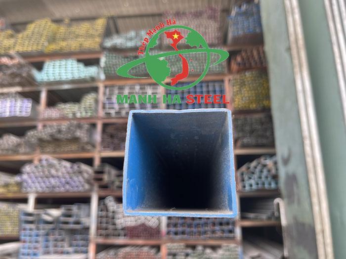 Báo giá thép hộp 60x60 đen, mạ kẽm các loại mới nhất hôm nay