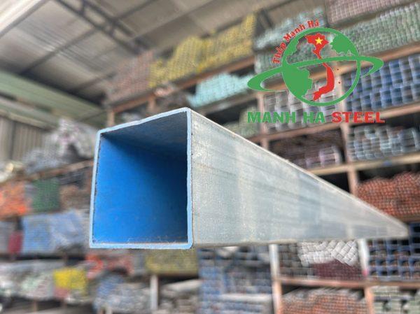 Thép hộp 60x60 là dòng thép phổ biến sử dụng nhiều trong các công trình và dân dụng