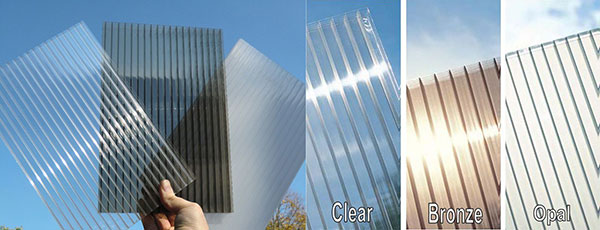Tôn nhựa lấy sáng là loại tôn lợp mái dùng với mục đích đón ánh sáng
