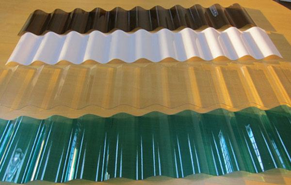 Giá tôn nhựa lấy sáng sợi thủy tinh Composite rẻ nhất thị trường