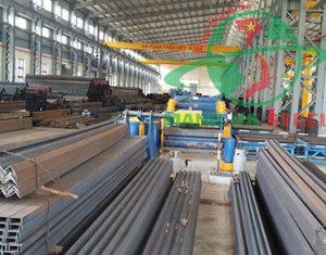 Báo giá thép H125 mới nhất tại Thép Mạnh Hà