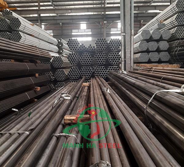 Thép Mạnh Hà - địa chỉ mua ống thép đen, ống thép mạ kẽm uy tín, chất lượng giá tốt nhất thị trường