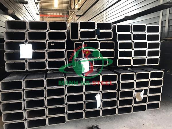 Thép hộp chữ nhật là vật liệu được sử dụng rất phổ biến