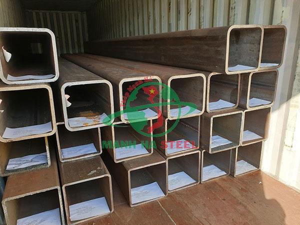Thép hộp vuông là vật liệu rất phổ biến được sử dụng nhiều trong xây dựng công trình