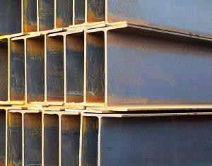Thép I396 có chiều cao cạnh là 396mm và nặng trung bình 56,6kg/m