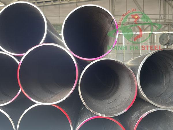 1 cây thép ống nặng bao nhiêu kg?