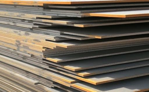 Thép tấm chế tạo được sử dụng nhiều trong sản xuất và chế tạo