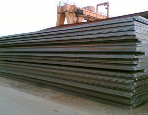 Thép tấm Q235 là loại thép được sản xuất theo phương pháp cán nóng