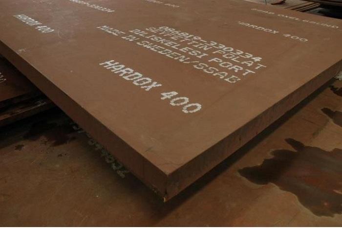Thép tấm là XAR là vật liệu được ưa chuộng trên thị trường