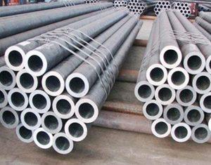 Thép ống được sử dụng nhiều trong các công trình xây dựng