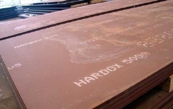 Thép tấm Hardox 500 là nguyên liệu trong chế tạo lò phản ứng
